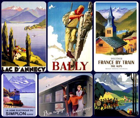 Alpine Posters