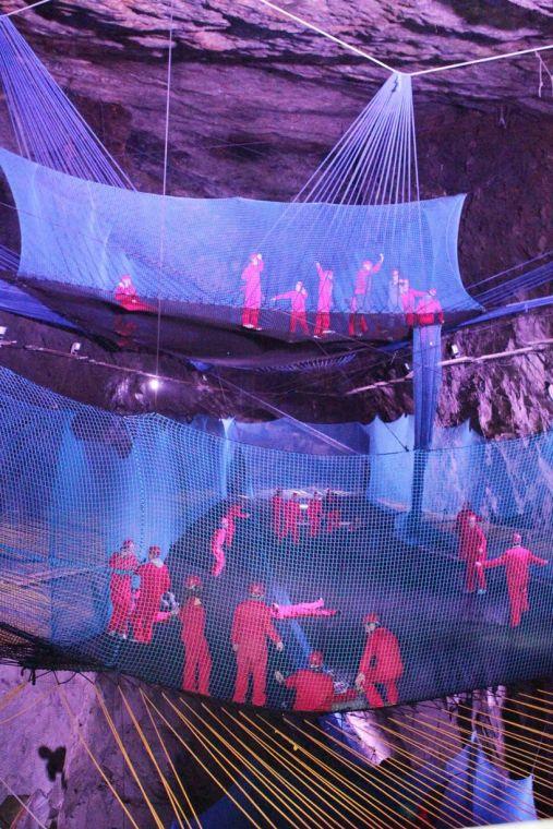 Bounce Below main chamber