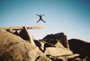 Cantilever Rock, Glyder Fach, Snowdonia