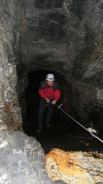 Mine Exploration