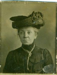 Mrs Hensco the Housekeeper