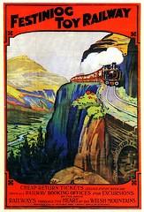 Festiniog Toy Railway