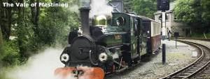 train at tanybwlch