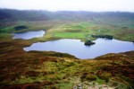 Cregennan Lakes in October