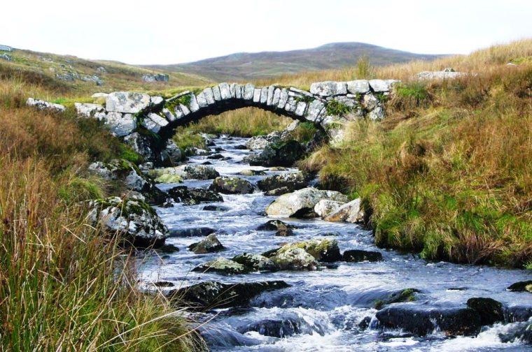 Ancient Bridge on the Migneint
