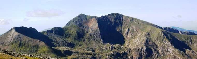 Crib Goch and Snowdon