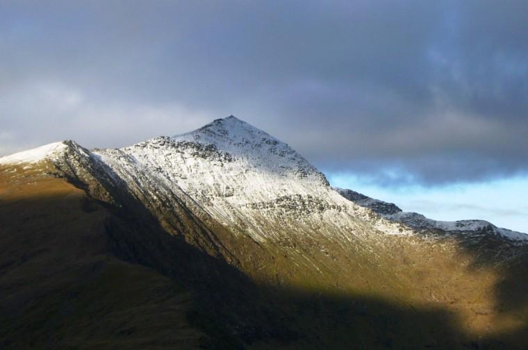 Snowdon in November