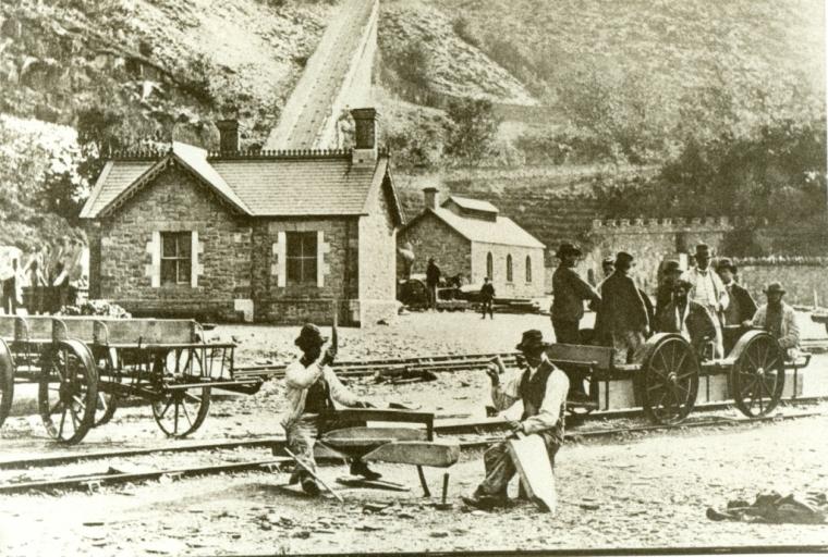 Dinorwig Quarry Llanberis