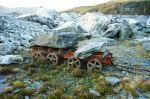 Slab wagons above ground