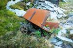 Waste wagon