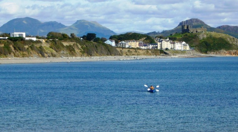 Grand Designs House and Criccieth