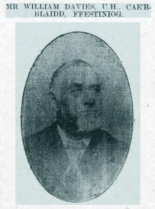 William Davies J.P.